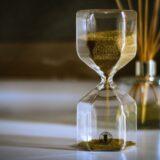 Trackování času